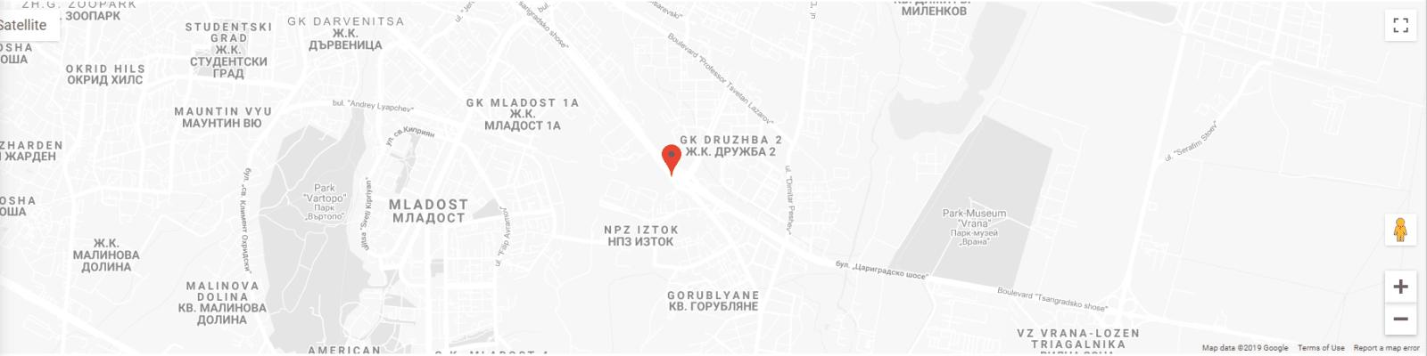 Адрес на Чичи Амичи в София